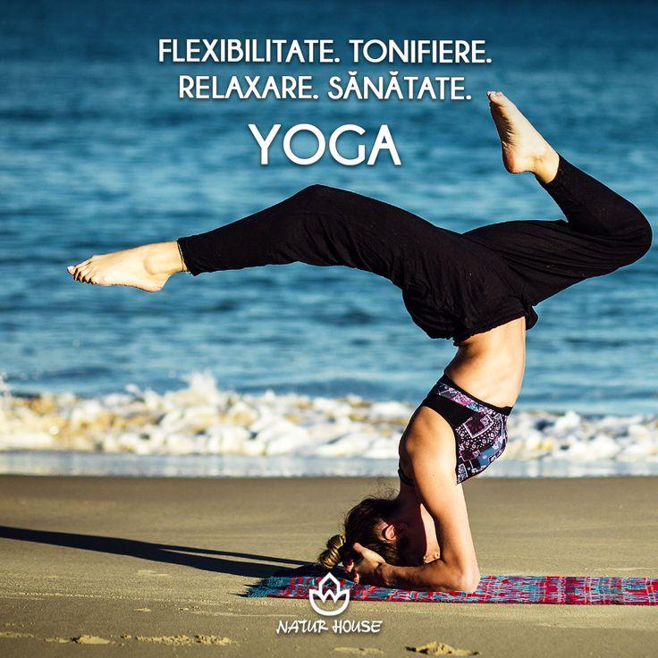 Chiar dacă nu poți practica activități fizice intense, din diferite motive, poți încerca yoga. Nu trebuie neapărat să practici poziții complicate, deoarece chiar și exercițiile de intensitate moderată cresc flexibilitatea corpului, tonifiază mușchii și te ajută să te relaxezi. #sănătate #sport #yoga