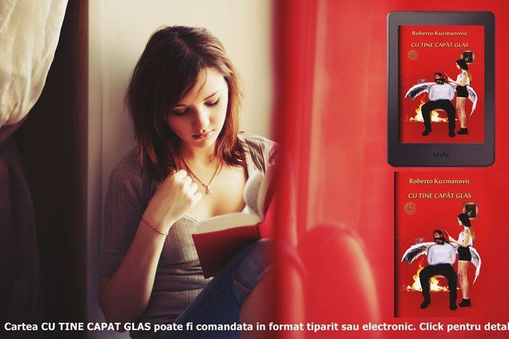 """Biblioteca Prăfuită: Se lansează noua ediție a cărții """"Cu tine capăt gl..."""
