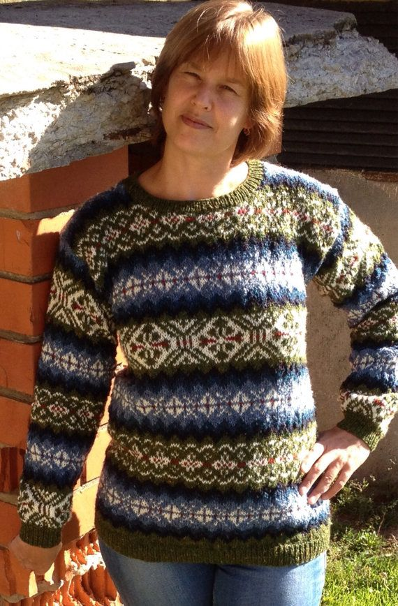 172 best Fairisle images on Pinterest | Knitwear, Beautiful and ...
