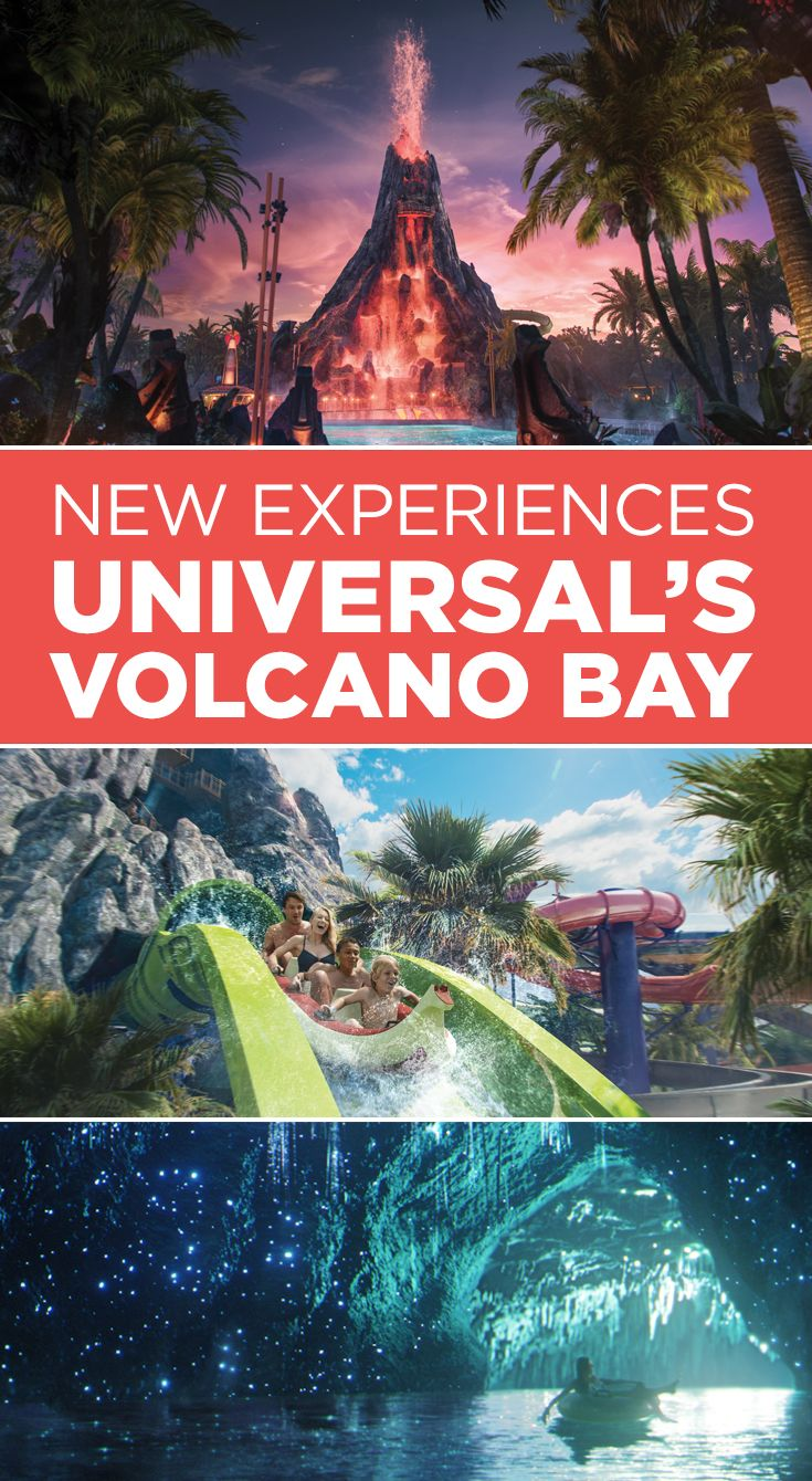 Opening in early summer 2017, Volcano Bay will be a water theme park unlike anything you've ever experienced, from incredible thrills to perfected relaxation. It'll feature 18 attractions that offer something for everyone – and you won't have to stand in long lines to experience any of them.