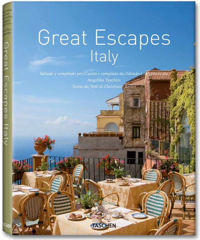 Great Escapes Italy. Libros TASCHEN (Jumbo)