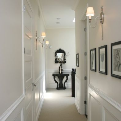 1000 ideas about narrow hallways on pinterest narrow for End of hallway ideas