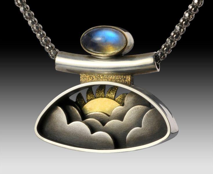 Cloud pendant from suzannewilliamsjewelry.com