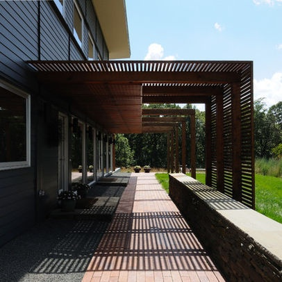 92 Best Contemporary Pergolas And Outdoor Structures