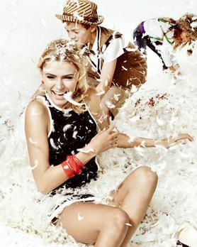 Originale des Kinder Shootings - Germany's next Topmodel 2014-Jolina