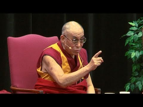 The Dalai Lama Talks About Compassion, Respect