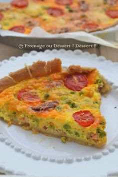 Pour une pâte à quiche à IG très bas (ma recette fétiche) - Fromage ou Dessert ? Dessert !!!