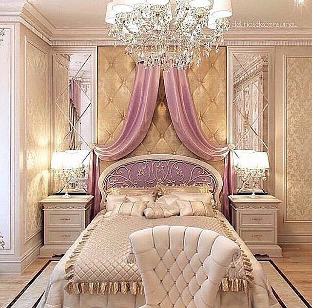 17 Best Ideas About Bling Bedroom On Pinterest