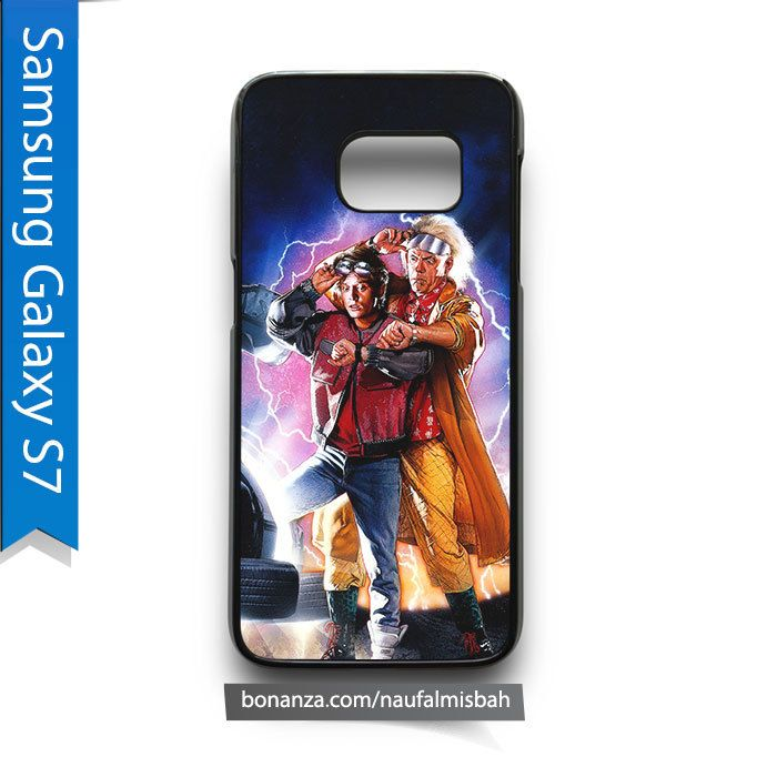 Back To The Future Samsung Galaxy S7 Case Cover - Cases, Covers & Skins