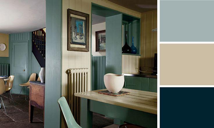 18 best cuisine images on pinterest deco cuisine - Les couleurs qui se marient avec le bleu ...