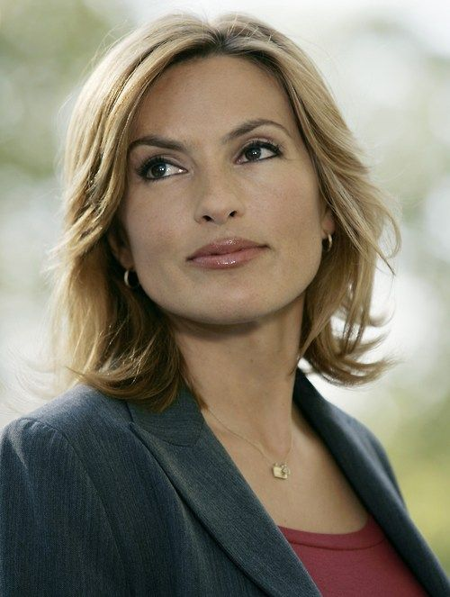 "Mariska Hargitay, ""Law & Order ~ Special Victims Unit"""