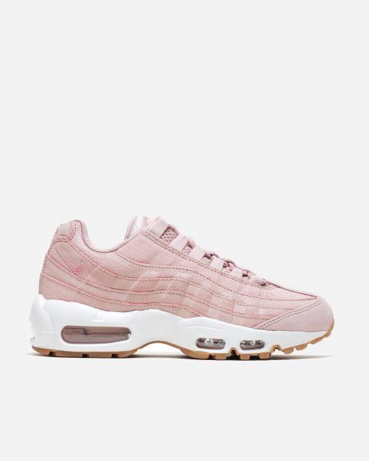 5403e0b19b9e ... new zealand nike sportswear air max 95 premium pink oxford white .  d41fd 6790b