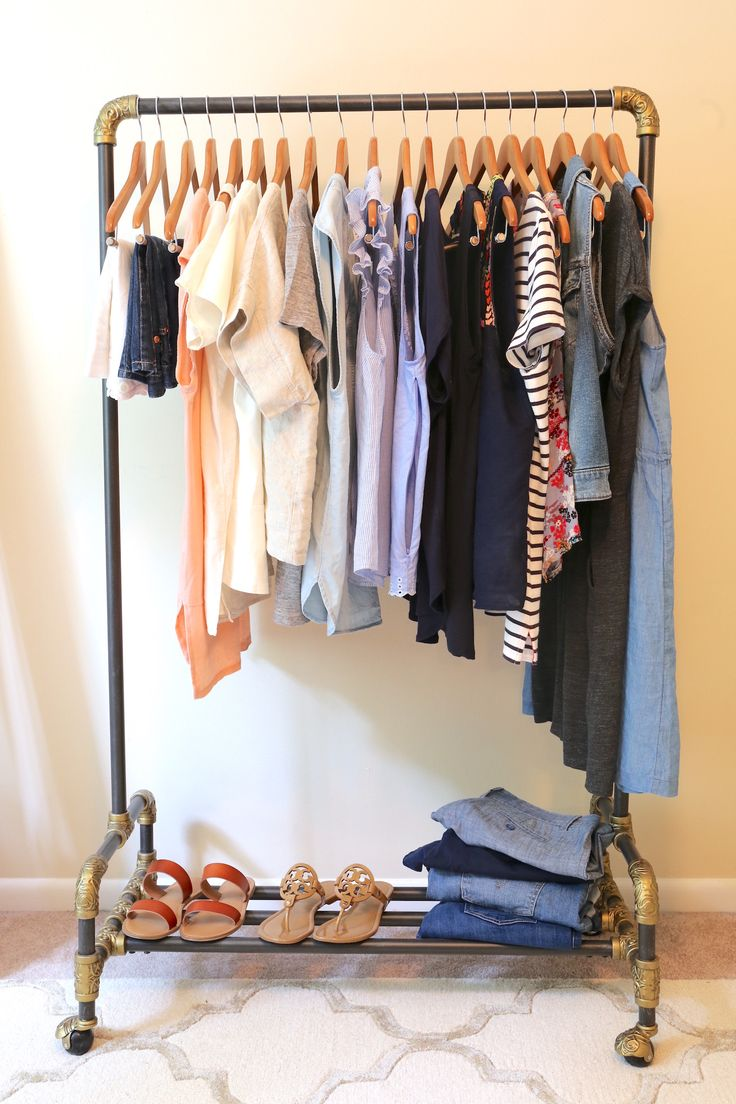 SUMMER 2017 CAPSULE WARDROBE- Interesting, I do love the wardrobe capsule cultivated by you!
