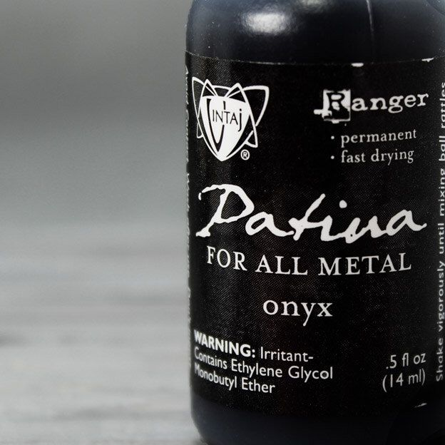 Vintaj Onyx, Black patina,  vintaj paints, vintaj patinas, patina paints, Metal Patina, Black  patina, INV0020 by StampingGear on Etsy https://www.etsy.com/listing/219547086/vintaj-onyx-black-patina-vintaj-paints