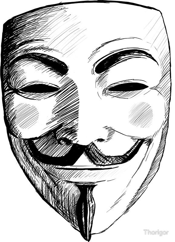 картинка для маски карандаш этом монастыре