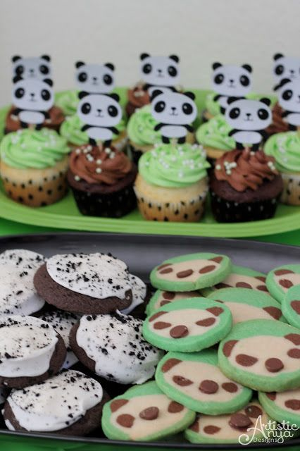 Artistic Anya Designs: Ultimate Panda Party - Panda Baby Shower