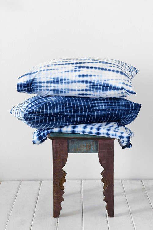 Noodle Indigo Tie Dye Bedding | Urban Outfitters