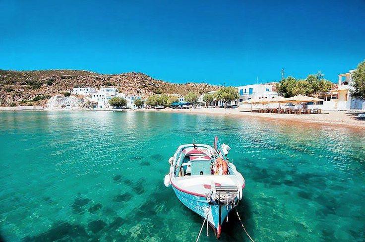 Port de Kimolos