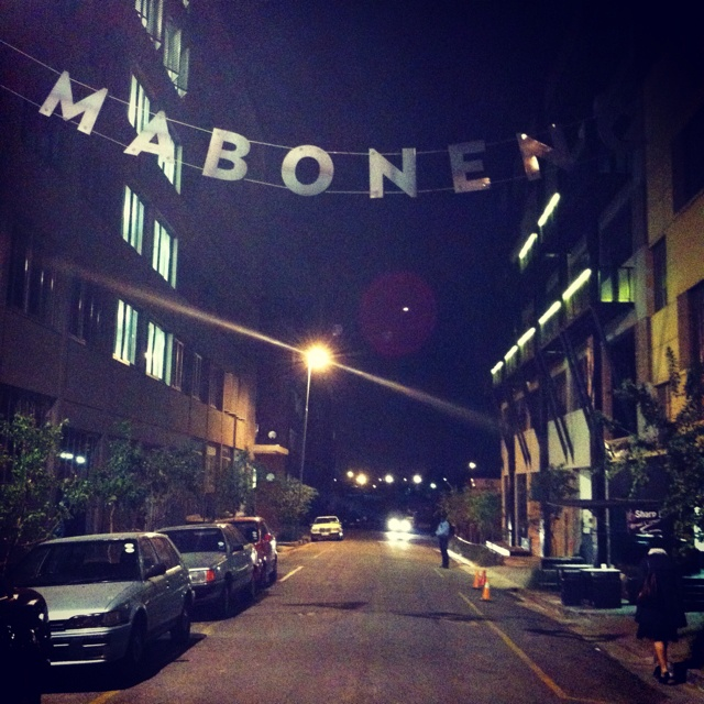 Maboneng - The best place in Jozi!!