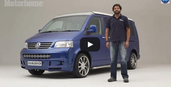 VW DoubleBack le transporteur revolutionnaire