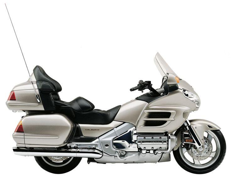 2003 Honda GL1800 Gold Wing ABS