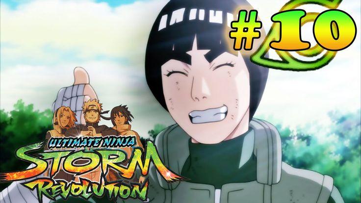 Naruto shippuden ultimate ninja storm revolution part 10