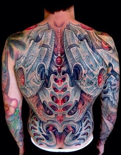 Tattoos worth checking out... the detail is awesome #Tattoos #BodyArt…