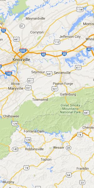 Smoky Mountain Attractions - Attractions in Pigeon Forge, Gatlinburge and Sevierville, TN