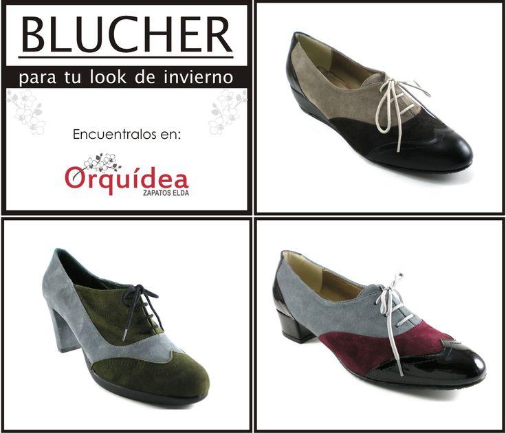 Orquídea #Zapatoselda 2014. #Zapato #Blucher atrévete a dar un toque #masculino a tus looks. http://zapatoselda.com/es/buscar?controller=search&orderby=position&orderway=desc&search_query=bluche&submit_search