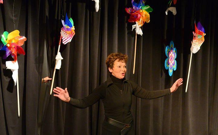 Театральная студия «Тина»: Весенний полет прошел изумительно!