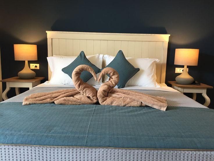 Deluxe Blue Room Kassandra Mare Hotel