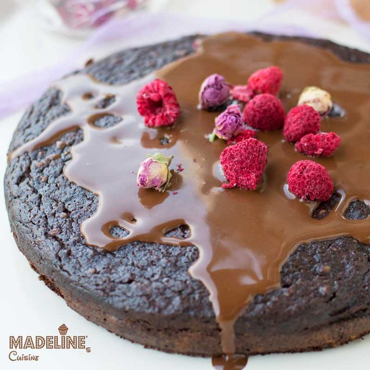 Prajitura cu ciocolata si sfecla / Chocolate beetroot cake