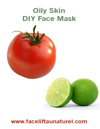 Oily Skin Face Mask Recipe: A natural homemade remedy for getting in control of your overactive sebaceous glands!