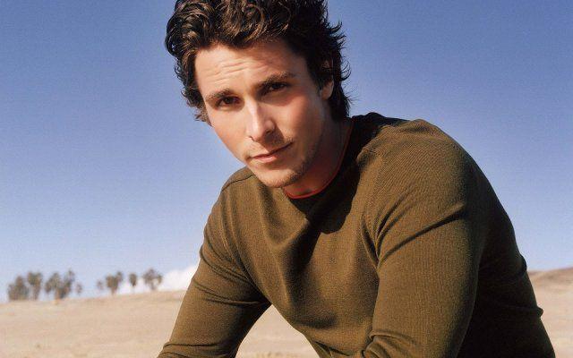 Christian Bale...