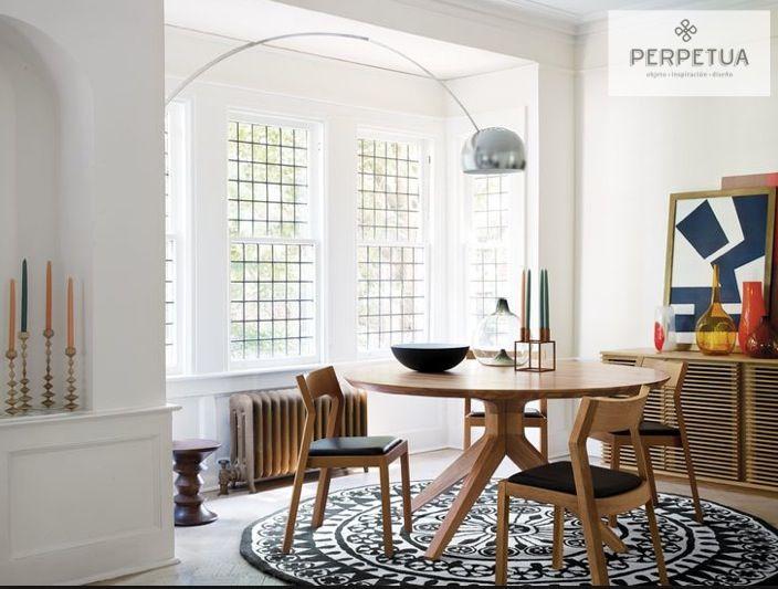 62 best Sala y comedor images on Pinterest   Dining rooms, Furniture ...