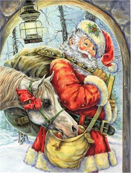 Treats from Santa