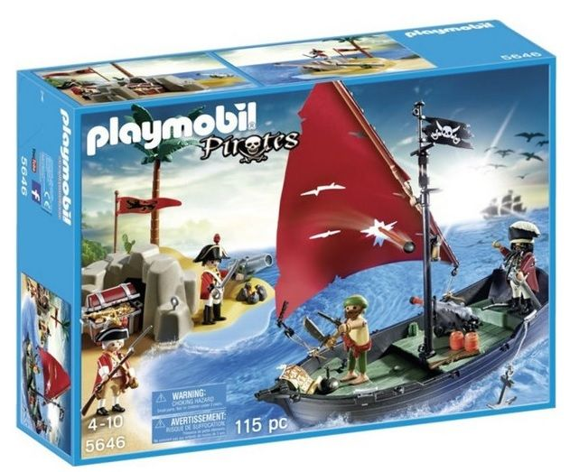 PLAYMOBIL 5646 SET PIRATA EDICION LIMITADA http://www.playmundo.es/playmobil-5646-set-pirata-edicion-limitada-9414-p.asp
