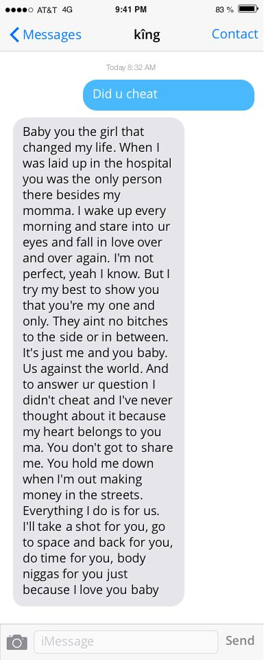 Sweet paragraphs to send your boyfriend