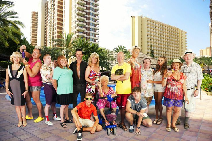 ITV's award winning comedy Benidorm has been re-commissioned for an eighth series and will film on location in Spain later this year.