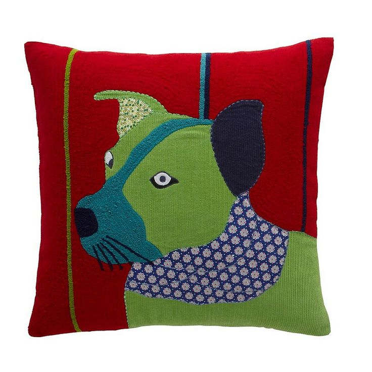 Decorative Dog Themed Pillows : 90 best images about Puppy Love on Pinterest Dog day, Dog leash and Dog beds