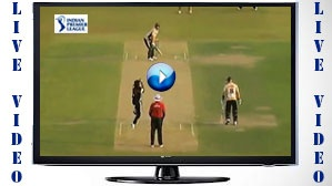 Here you can watch world's best entertainment tournament of IPL T20 season 6 live streaming video online. On this iste you will see the IPL T20 2013 live match telecast with full runs rates, sixes, fours and wickets as well. Get updated with Live Indian Premier League Twenty20 Cricket matches live telecast on our site.