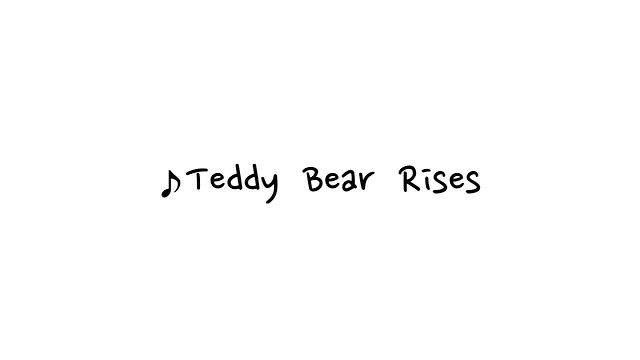우효 OOHYO Teddy Bear Rises Lyrics Bahasa Indonesia