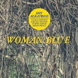 Woman Blue - Shy Albatross