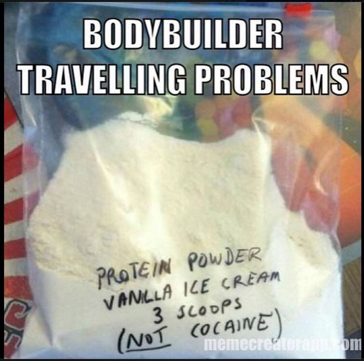 Bodybuilder travelling problems. Gym memes aside, who uses the best quality supplements... You or your mates? Discover which brands rate best at http://best5supplements.com/