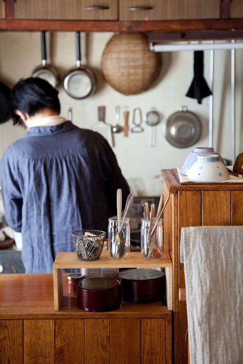 15 best 1 images on pinterest korean traditional for Traditional korean kitchen