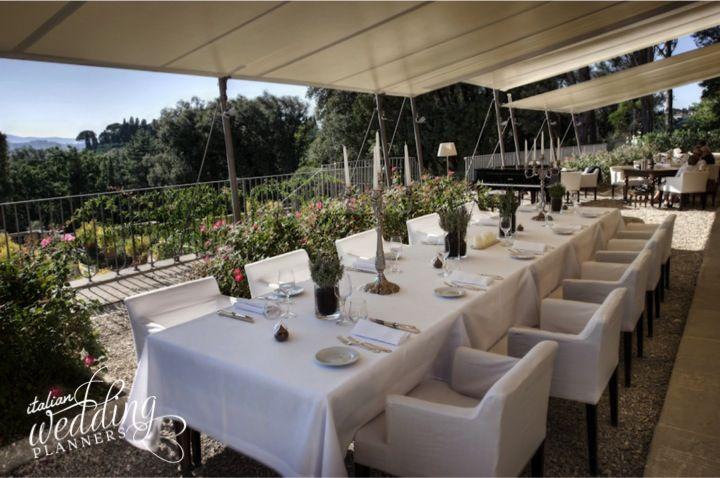Flawless classic Italian cuisine  Email: info@italianweddingplanners.com