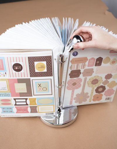 Resource center for homeschool.  Paper towel holder with resource pages in sheet protectors held all together with binder rings! Sections:  Math, Grammer, Spelling, Science, Maps....!!!