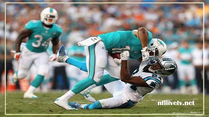 Miami Dolphins vs Carolina Panthers Live Stream Teams: Dolphins vs Panthers Time: 9:30 PM ET Week-10 Date: Sunday on 12 November 2017 Location: Bank of America Stadium, Charlotte TV: NAT Miami Dolphins vs Carolina Panthers Live Stream Watch NFL Live Streaming Online The Miami Dolphins will meet...