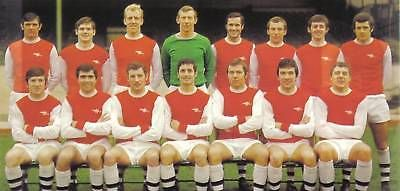 #Arsenal football team photo #1968-69 #season,  View more on the LINK: http://www.zeppy.io/product/gb/2/371484834399/