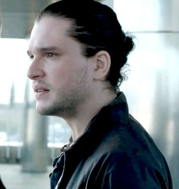 — Kit Harington as Will - Spooks:The Greater Good